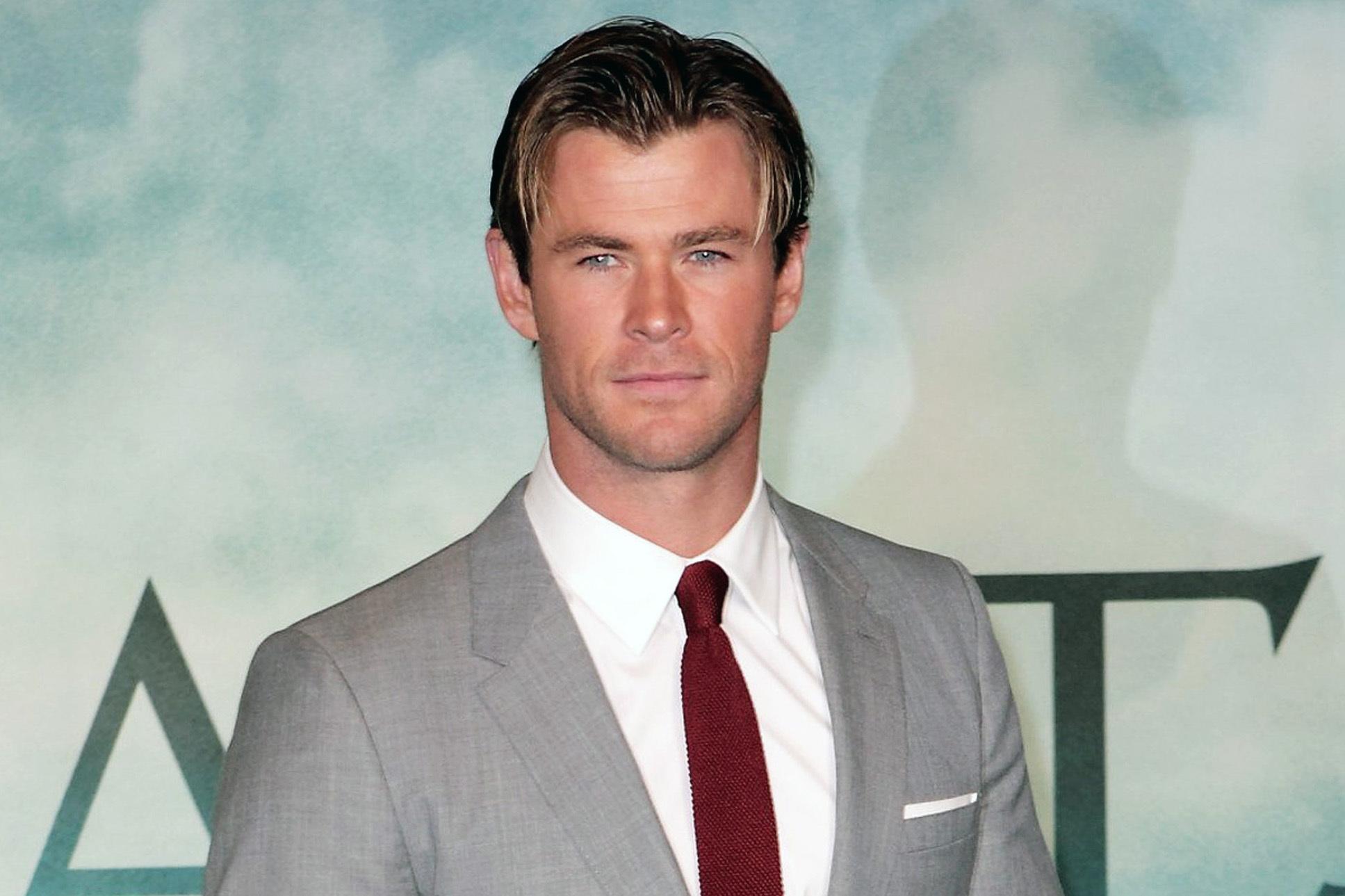 Chris Hemsworth Images