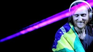 David Guetta HD Background