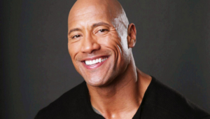 Dwayne Johnson Background