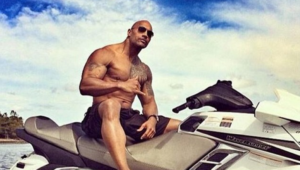 Dwayne Johnson Widescreen