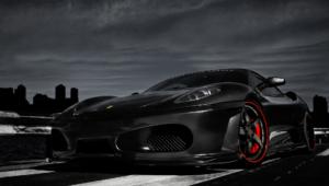 Ferrari F430 Black 3157