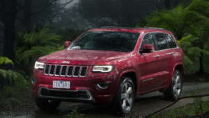 Jeep Grand Cherokee Desktop