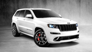 Jeep Grand Cherokee Desktop Wallpaper