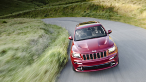 Jeep Grand Cherokee Hd