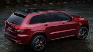Jeep Grand Cherokee Pictures