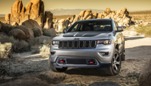 Jeep Grand Cherokee Widescreen