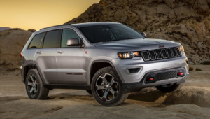 Jeep Grand Cherokee For Desktop