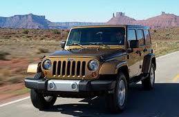 Jeep Wrangler Photos