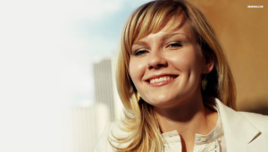 Kirsten Dunst For Desktop Background
