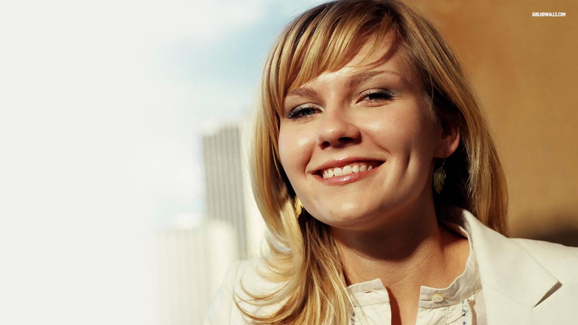 Kirsten Dunst For Desktop Background