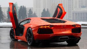 Lamborghini Aventador 7996