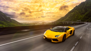 Lamborghini Aventador 858