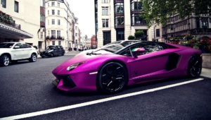 Lamborghini Aventador 9801