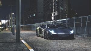 Lamborghini Aventador Desktop Images