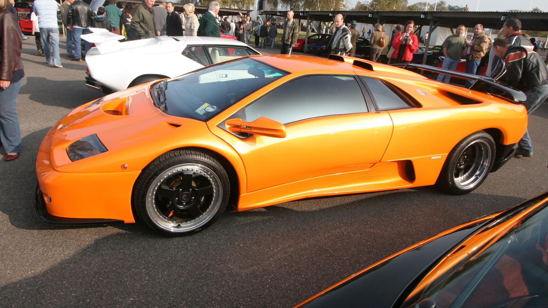 Lamborghini Diablo Hd Desktop