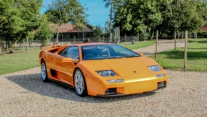 Lamborghini Diablo Hd Wallpaper