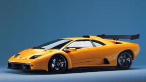 Lamborghini Diablo Photos