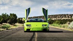 Lamborghini Diablo Pictures