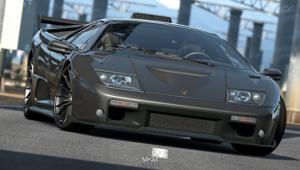 Lamborghini Diablo Widescreen
