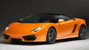 Lamborghini Gallardo Desktop