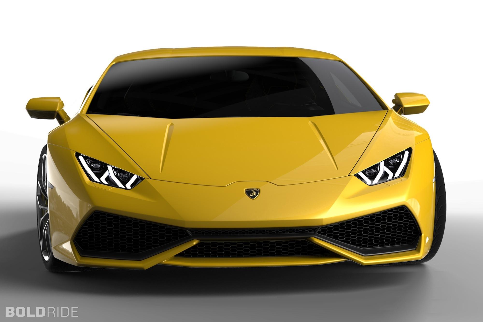 Lamborghini Huracan 4k