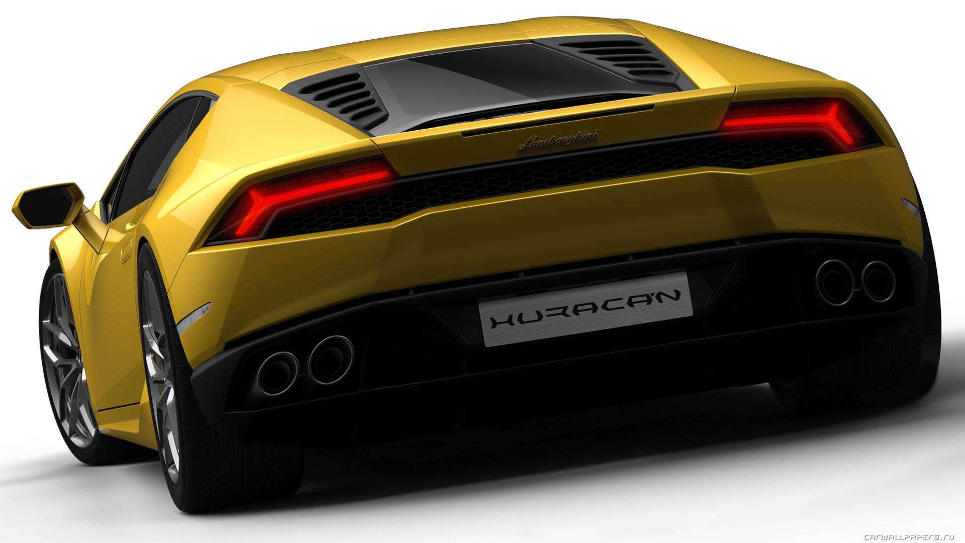 Lamborghini Huracan High Definition