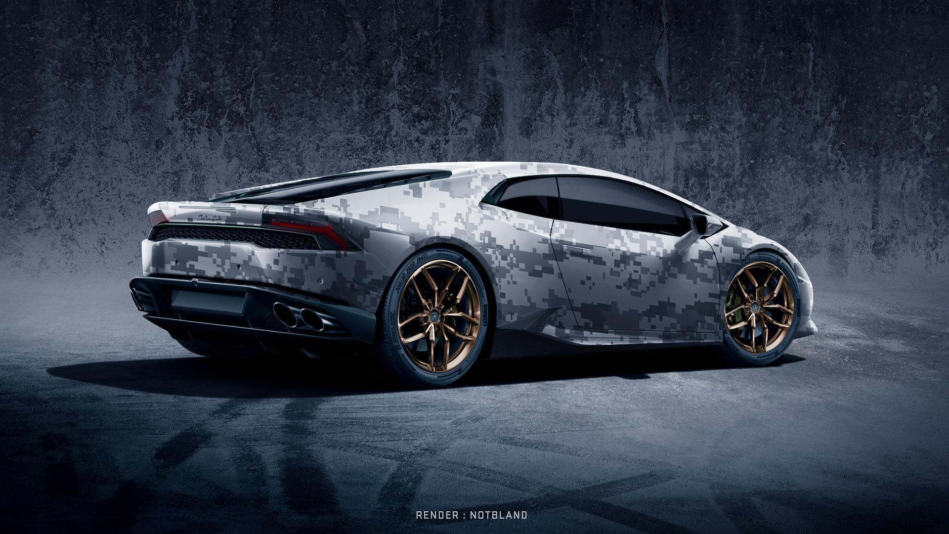 Lamborghini Huracan Photos