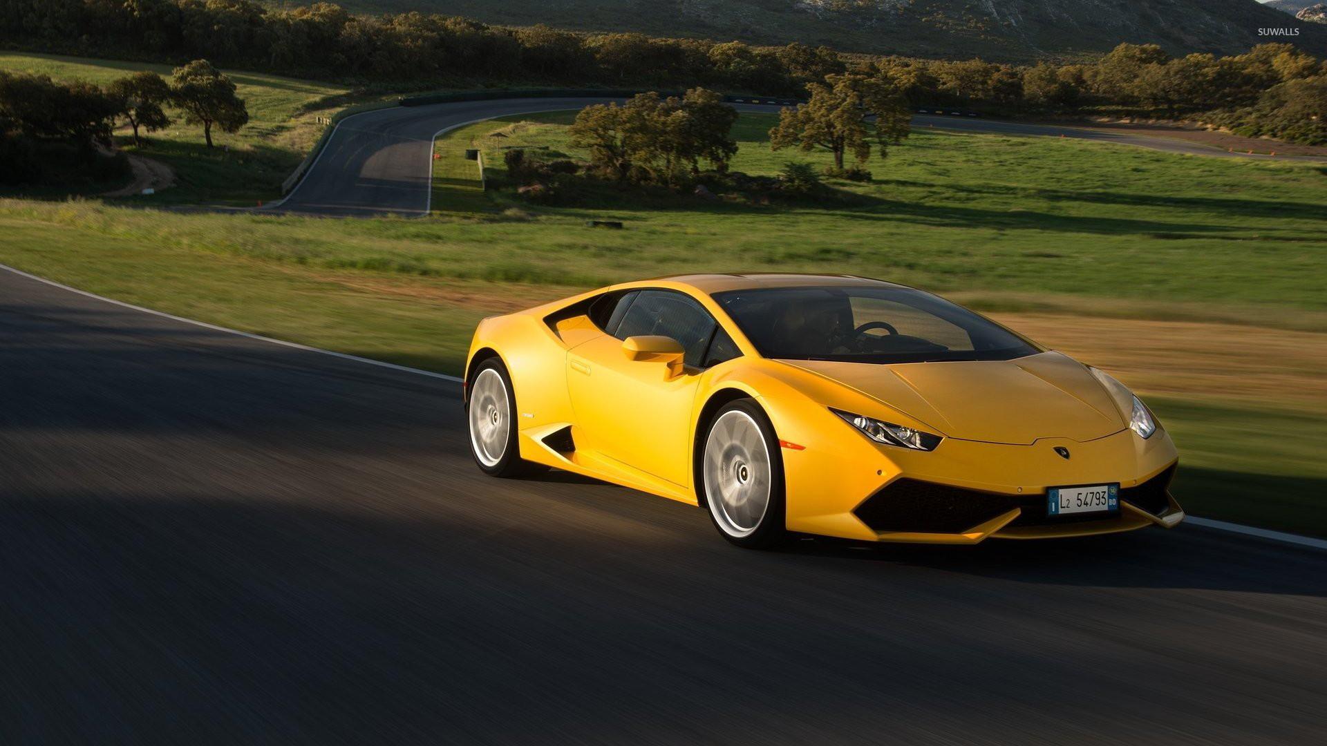 Lamborghini Huracan Wallpapers And Backgrounds