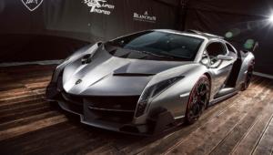 Lamborghini Veneno Hd