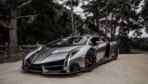 Lamborghini Veneno Photos