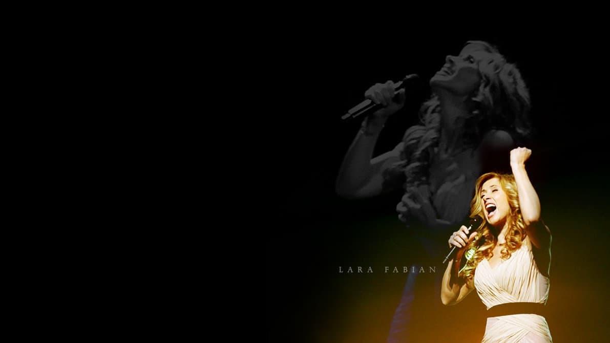 Lara Fabian HD Desktop