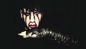 Marilyn Manson Desktop