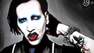 Marilyn Manson High Definition Wallpapers