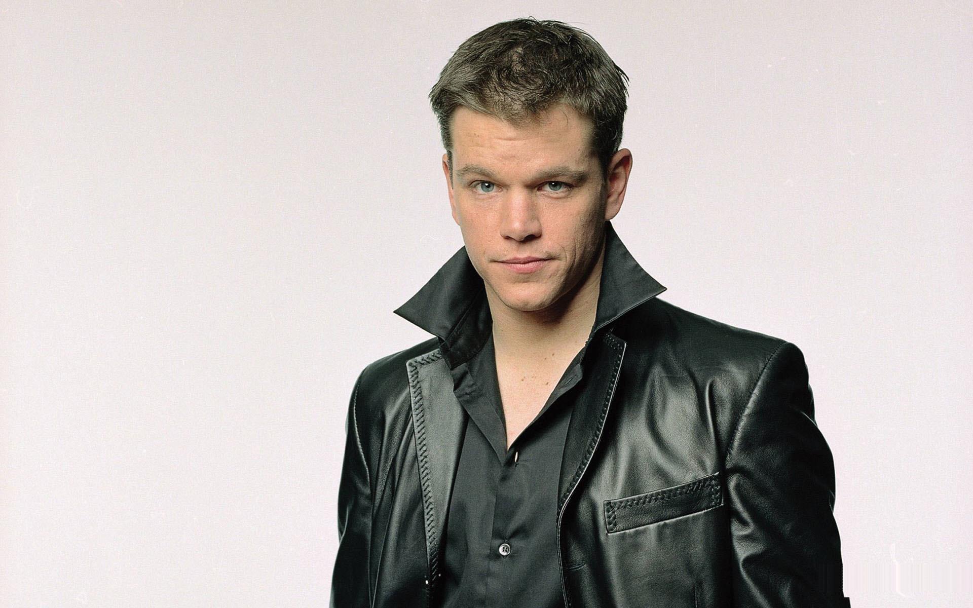 Matt Damon Computer Backgrounds