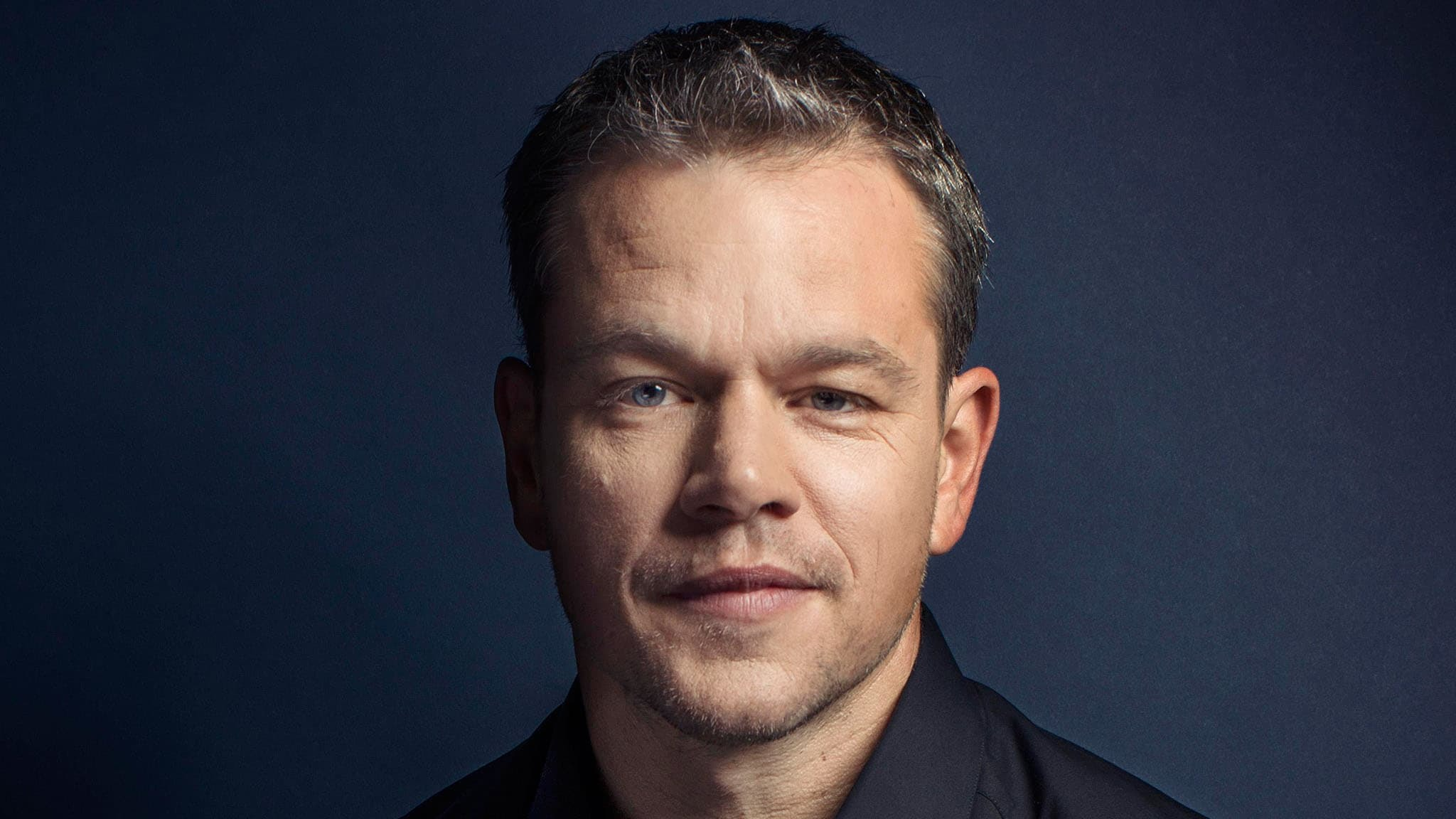 Matt Damon Computer Wallpaper