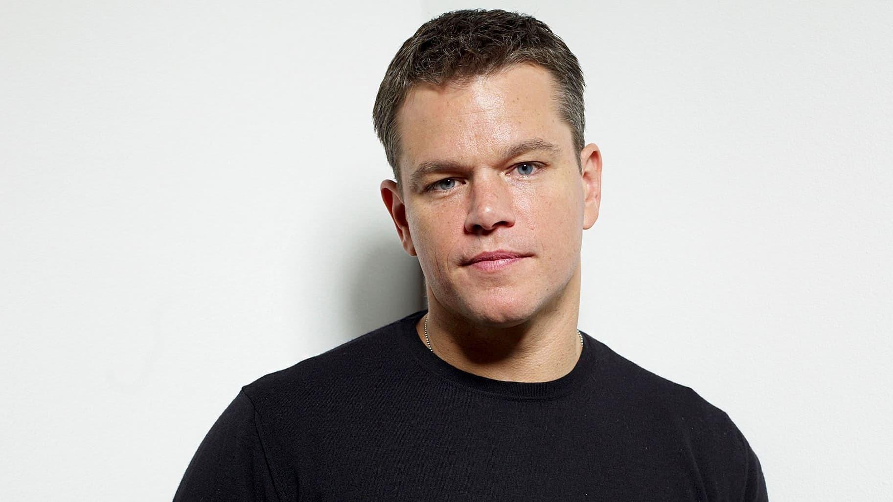 Matt Damon Desktop Images