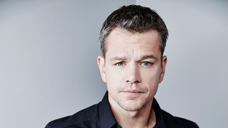 Matt Damon HD Desktop