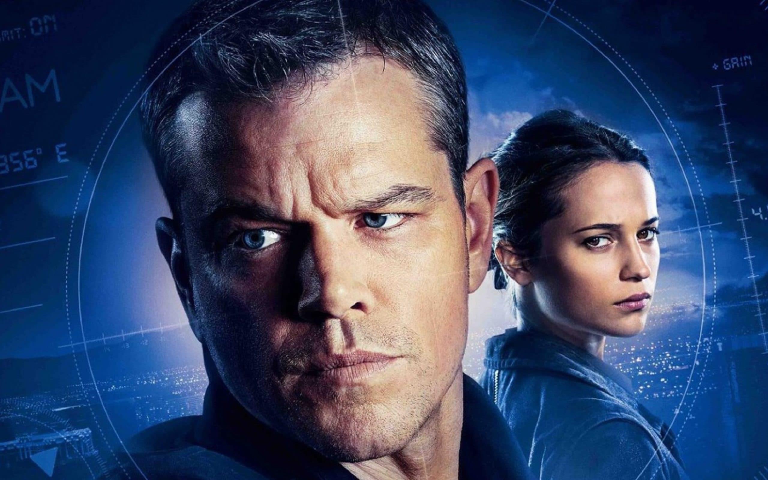Matt Damon Widescreen