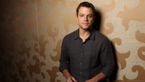 Matt Damon Full HD