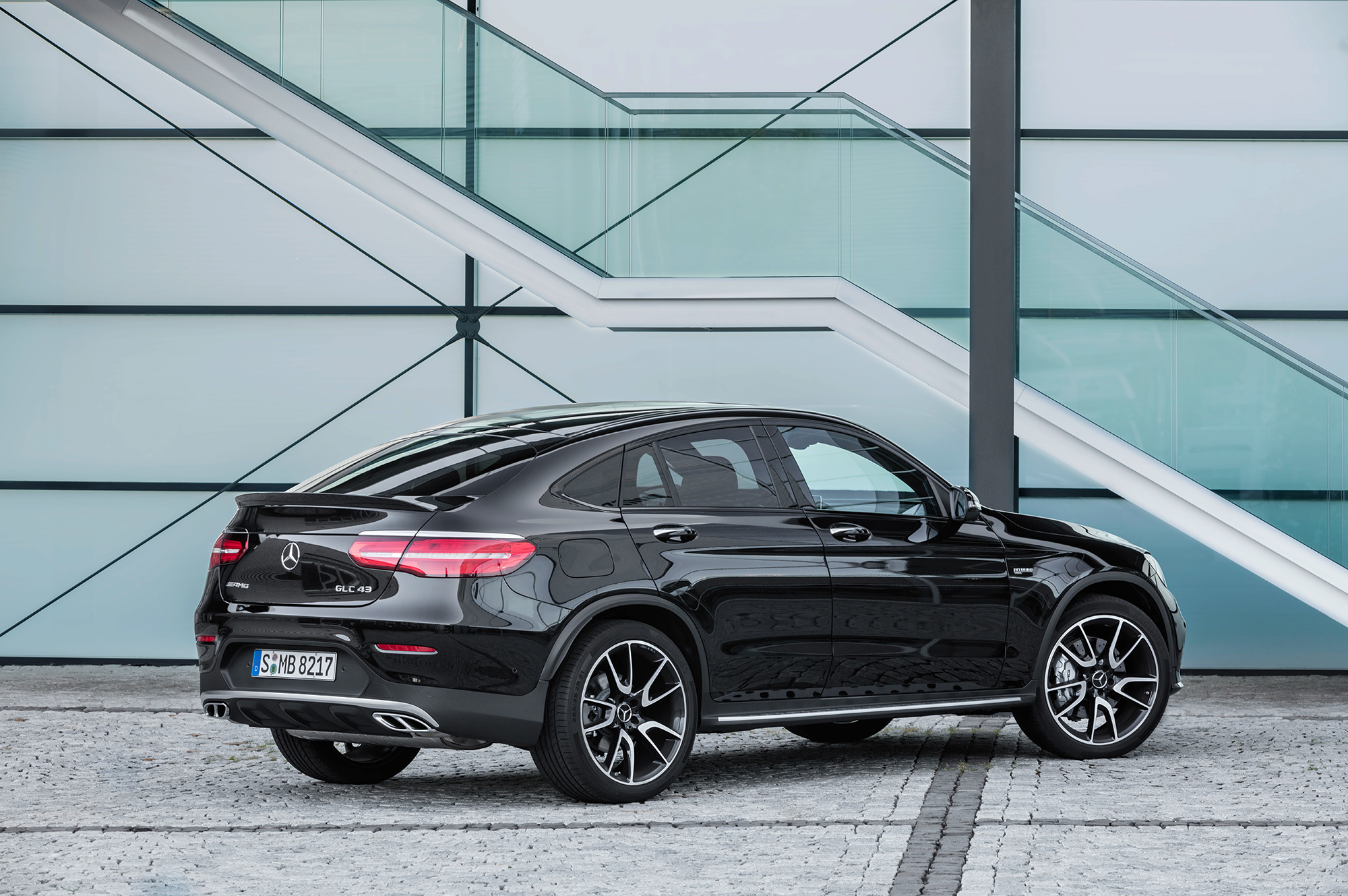 Mercedes Amg Glc 43 Coupe Computer Wallpaper