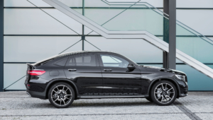 Mercedes AMG GLC 43 Coupe High Definition Wallpapers