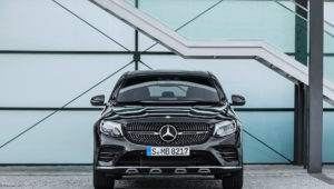 Mercedes AMG GLC 43 Coupe Images