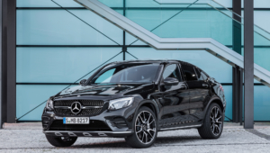 Mercedes AMG GLC 43 Coupe Photos