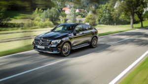 Mercedes AMG GLC 43 Coupe Pictures