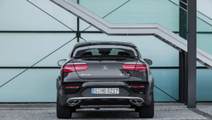 Mercedes AMG GLC 43 Coupe Widescreen