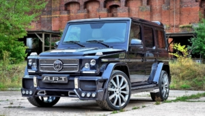 Mercedes Benz Gelandewagen Tuning Desktop Images