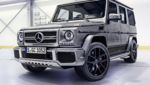 Mercedes Benz Gelandewagen Tuning Desktop Wallpaper
