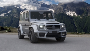 Mercedes Benz Gelandewagen Tuning HD