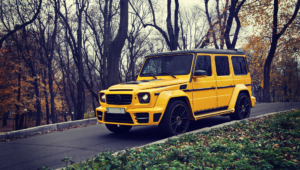Mercedes Benz Gelandewagen Tuning High Definition
