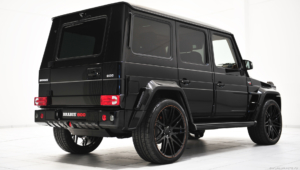 Mercedes Benz Gelandewagen Tuning Images